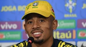 Gabriel Jesus revela torcida pelo Flamengo na Libertadores. GOAL