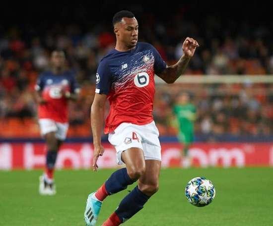 Gabriel vise un grand club européen. GOAL