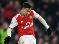 Arteta marvels at Martinelli