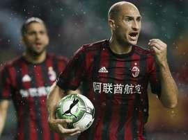 Paletta has left Milan on a free transfer. GOAL