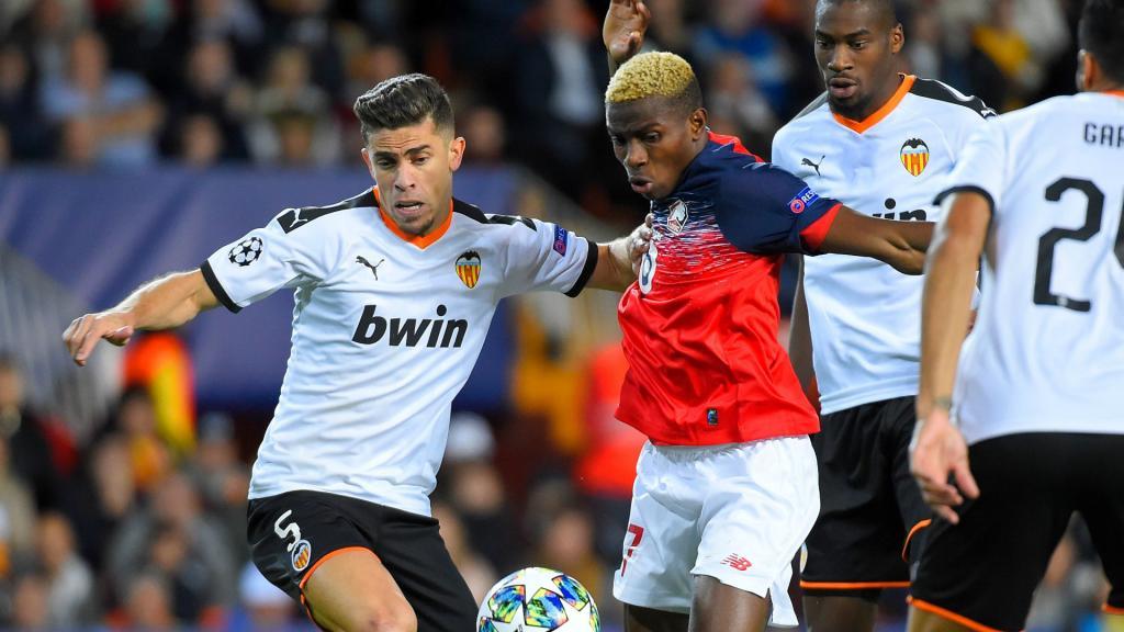 """Résultat de recherche d'images pour """"Valencia 4:1 LOSC Lille"""""""