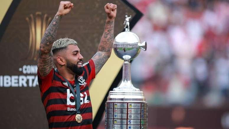 Marotta doubts Inter future for Gabigol despite Flamengo achievements. AFP