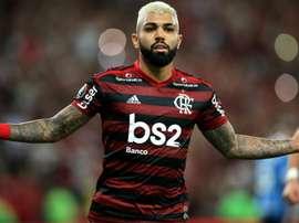 Flamengo 5-0 Gremio (6-1 agg)