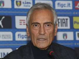 Gabriele Gravina said the Football Federation had a duty to enforce their rules. GOAL