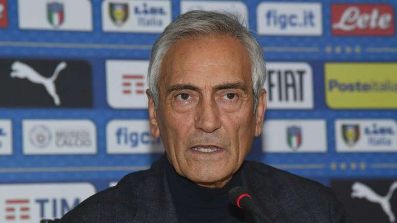 Gabriele Gravina said the Football Federation had a duty to enforce their rules. GOAL
