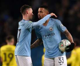 We are in the final - Guardiola hails ruthless City after Burton thrashing