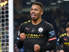 Jesus says he is motivated by Aguero who he calls a legend of football. GOAL