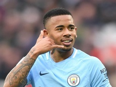 Jesus is at City for the long-term. GOAL