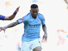 Gabriel Jesus believes that Manchester City are the favourites to win the league. Goal