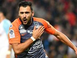 Montpellier tenu en échec par Huddersfield. GOAL