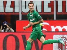 Gaetano Castrovilli, ex Cremonese e Bari, e' una delle rivelazioni della Fiorentina 2019/20. Goal