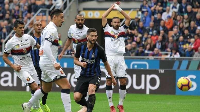 Grande vittoria dell'Inter. Goal