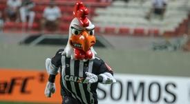 Atlético-MG afasta mascote e torcida mira jogadores. Goal