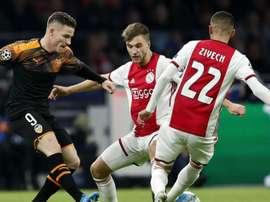 Valence fait tomber l'Ajax, demi-finaliste de la dernière édition. Goal