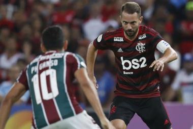 Um Flamengo sem o 'peso' de frustrações. GOAL