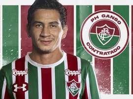 Ganso, jogador do Fluminense. Goal