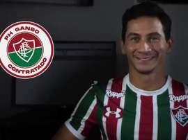 Ganso foi anunciado no Fluminense. Goal
