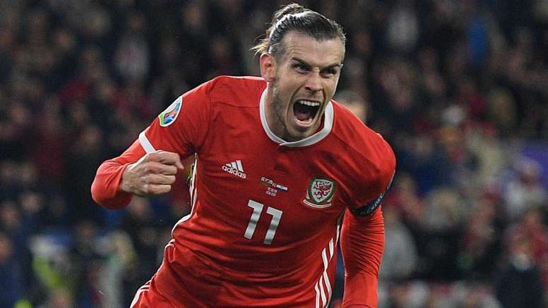 A big game for Wales. GOAL