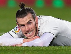 Bale was deemed to have antagonised Atleti fans. GOAL