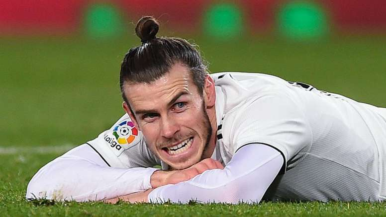 Bale is facing an uncertain future at Real Madrid. GOAL