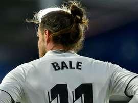 Gareth Bale Real Madrid. Goal
