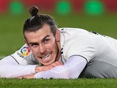 Bale su Maicon e Karius. Goal