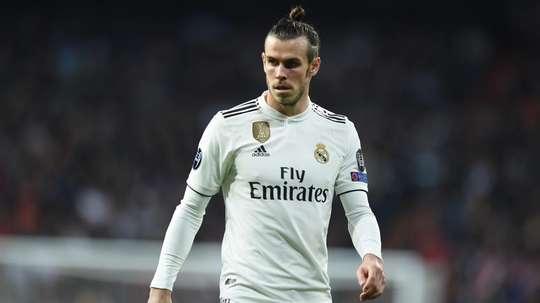 L'appel de Chine pour Gareth Bale. AFP