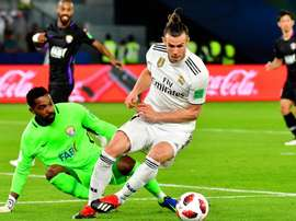 Gareth Bale Real Madrid Al Ain