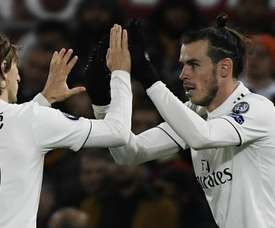 REAL MADRID CHAMPIONS LEAGUE 27112018. Goal