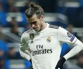 Bale est sorti sur blessure. Goal