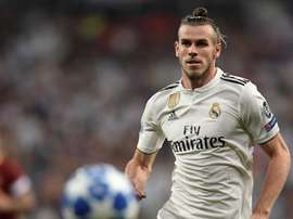 Gareth Bale Real Madrid Roma UCL. Goal