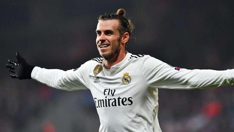 Gareth Bale Viktoria Plzen Real Madrid. Goal