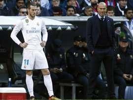 L'agente di Bale contro Zidane. Goal