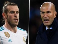 Zidane sai em defesa de Bale. Goal