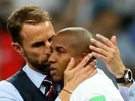 Southgate has said that the door will remain open to players. AFP