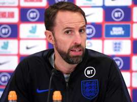 Southgate concerned by England leaks after Sterling-Gomez incident. GOAL