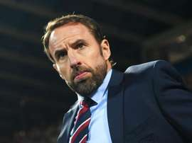 Southgate has condemned Montenegro fans' racist abuse. GOAL