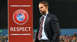 Southgate was disappointed with the racist abuse. GOAL