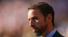 Southgate led his England side to the World Cup semi-finals last year. GOAL