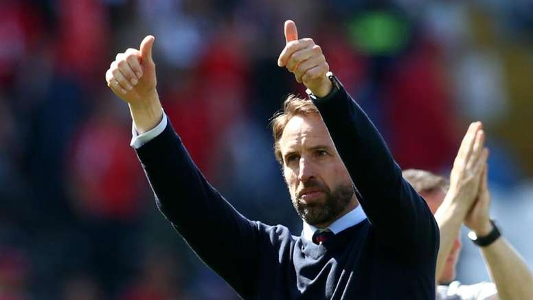 Southgate's England beat Switzerland on penalties to finish third in the Nations League. GOAL