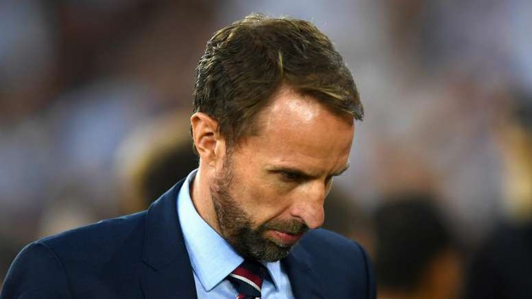 Southgate critical of England errors.