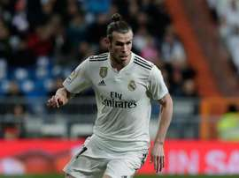 Gareth Bale's future is up in the air. GOAL