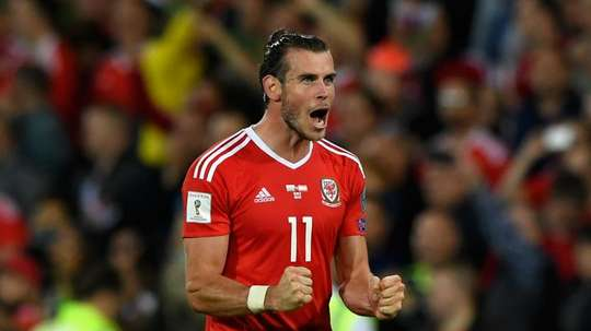 Bale was delighted to surpass Ian Rush's record. GOAL