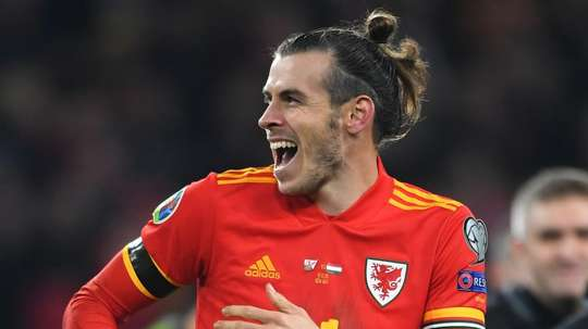 'Wales, golf, Madrid' celebration meant for media – Gareth Bale's agent. AFP