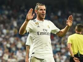 Bale was on target in the win. GOAL