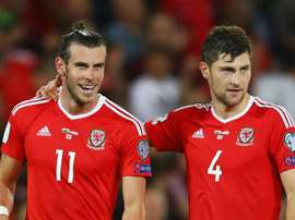 Bale and Davies play together for the Welsh national team. GOAL