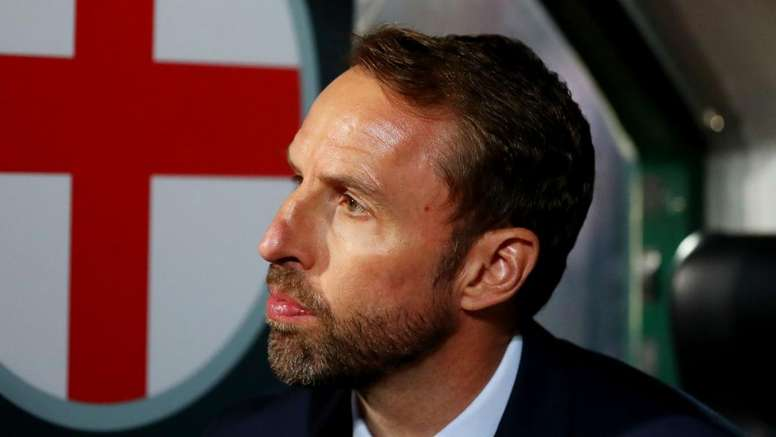 Southgate proud of England for taking stand against racism