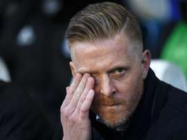 Garry Monk's time on the Birmingham bench has come to a close. GOAL