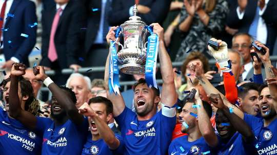 Cahill: Conte uncertainty affecting Chelsea