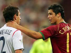 Neville racconta l'aneddoto su Ronaldo. Goal
